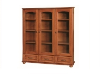 ATG VII-3 bookcase with glass doors