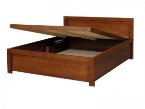 MLC 140 bed with storage