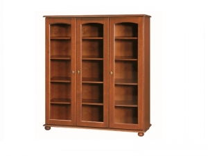 ATG VII bookcase with glass doors
